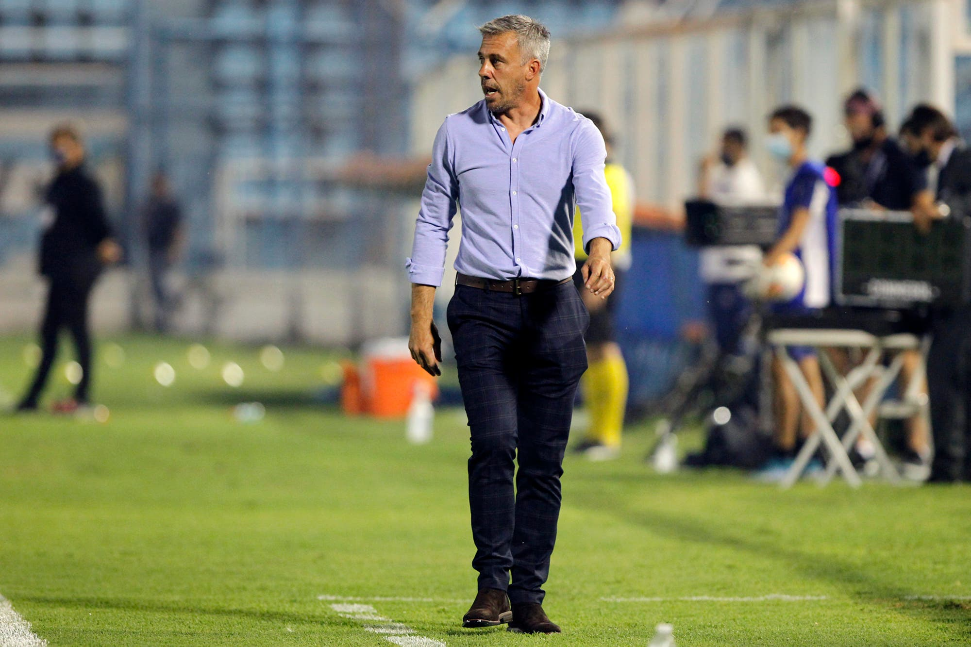 Independiente-Central Córdoba: el partido que cierra el sábado se juega en Avellaneda