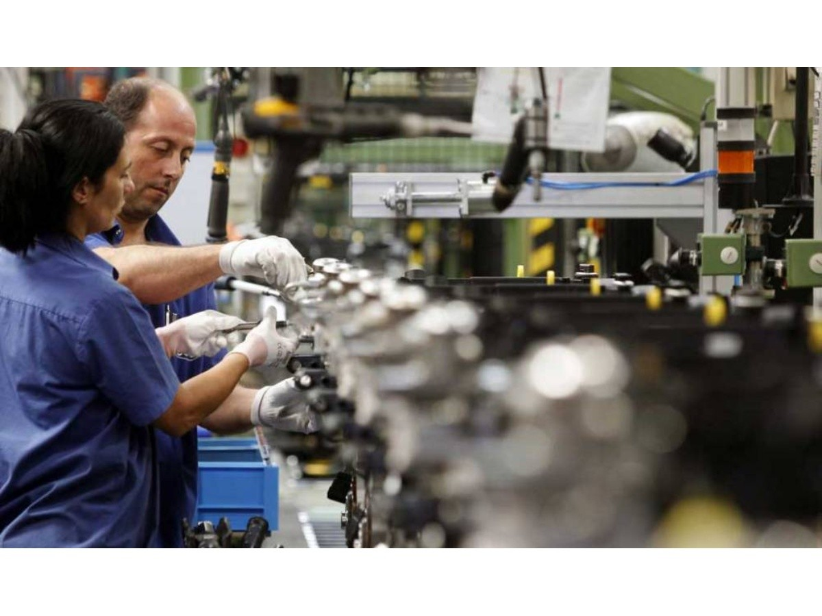 Producción de las pymes industriales cayó 3,8% en octubre