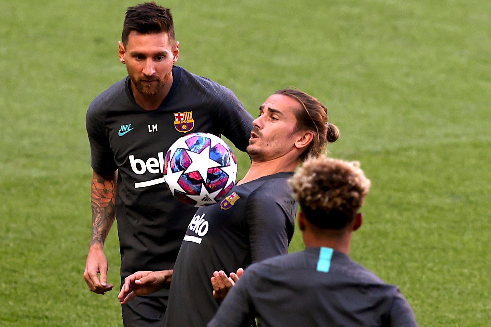 Antoine Griezmann rompió el silencio: lo que Messi le reprochó y qué pasa en Barcelona