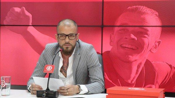 Andrés D'Alessandro: despedida emocionada de Inter antes de jugar con Boca y ¿con un guiño para River?