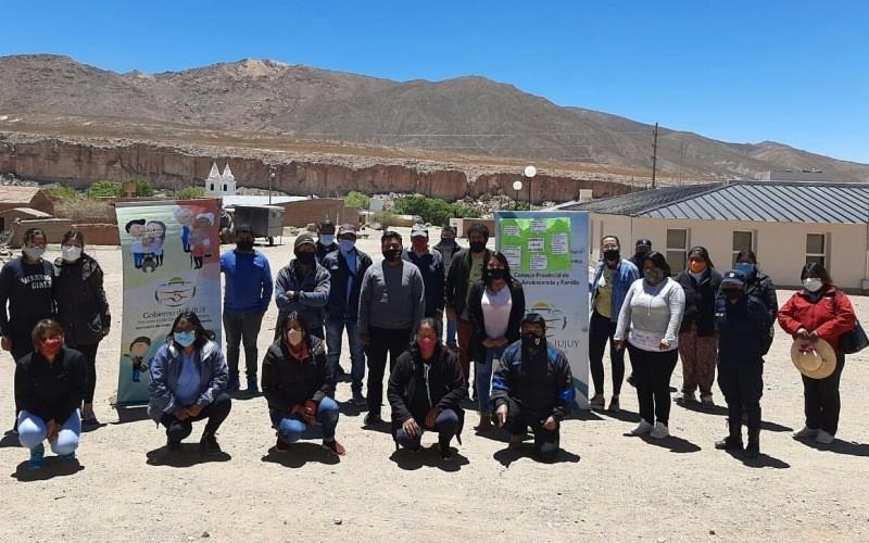 Inauguraron Consejo de Niñez en Barrancas