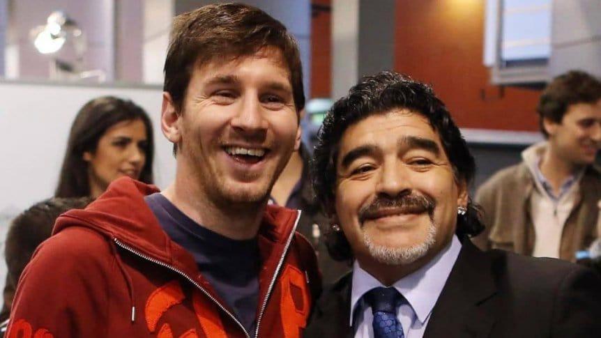 De 10 a 10, Messi sobre Maradona: «Nos deja pero no se va porque el Diego es eterno»