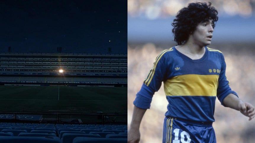 Boca piensa homenajes para Maradona: el detalle del palco y la camiseta que no pudo ser