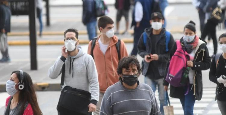 Coronavirus en Argentina: se registraron 6.098 nuevos casos y hubo 106 muertes
