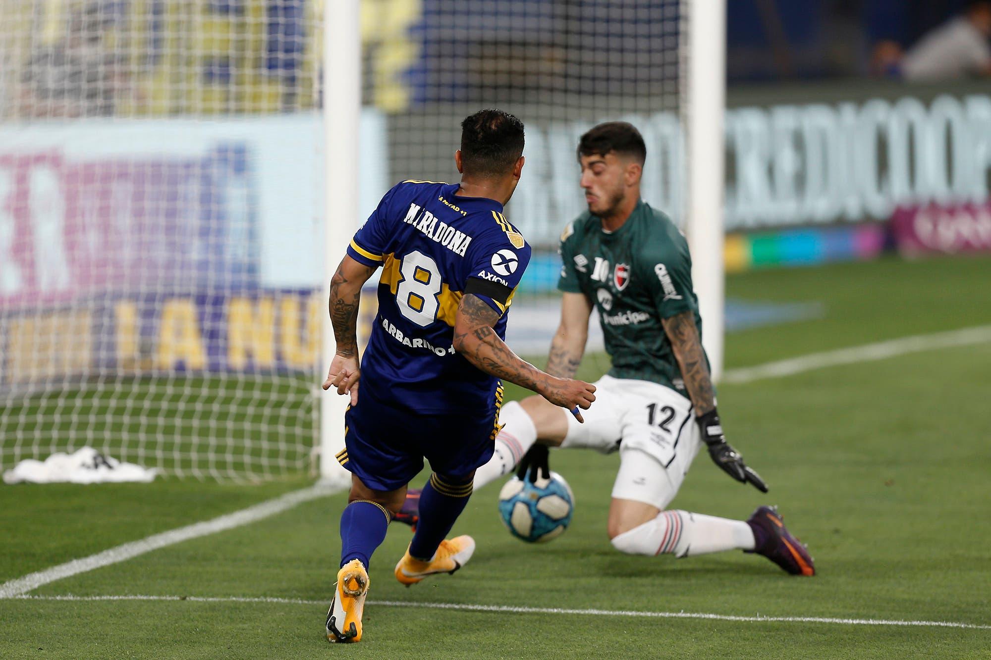 Boca-Newell's Old Boys, por la Copa Diego Maradona: un duelo decisivo en la Bombonera