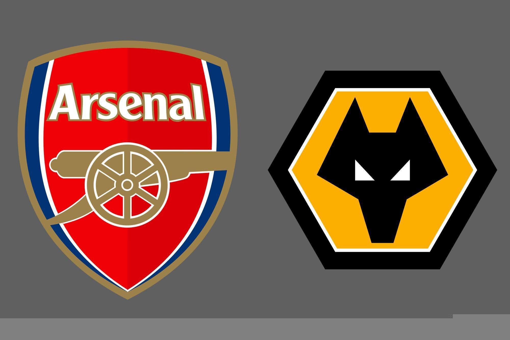 Premier League de Inglaterra: Wolverhampton Wanderers venció por 2-1 a Arsenal como visitante