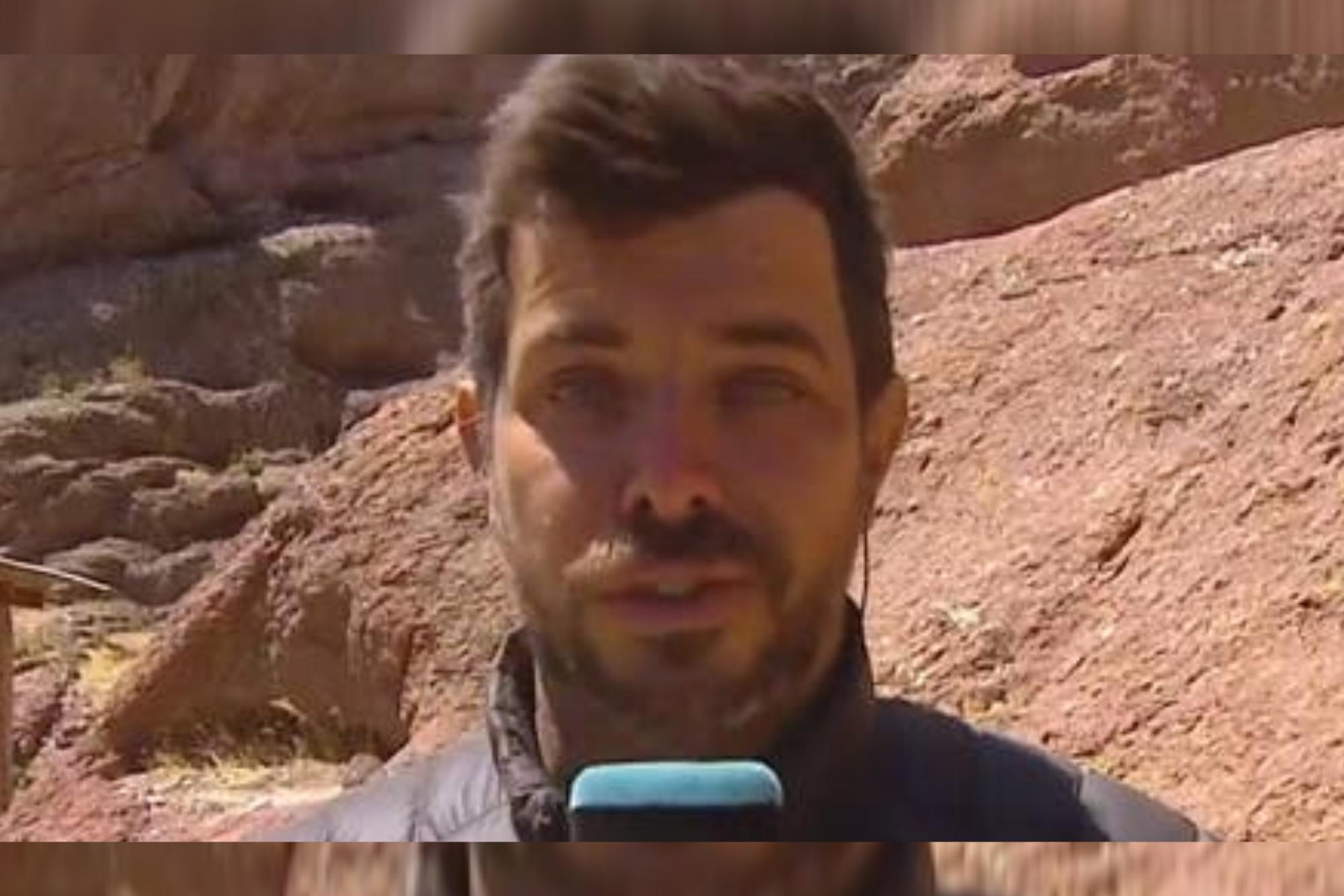 El exabrupto de José Bianco mientras cubría el eclipse solar