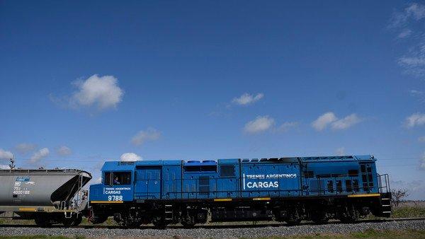 Los trenes estatales de cargas transportaron un 15% más en 2020