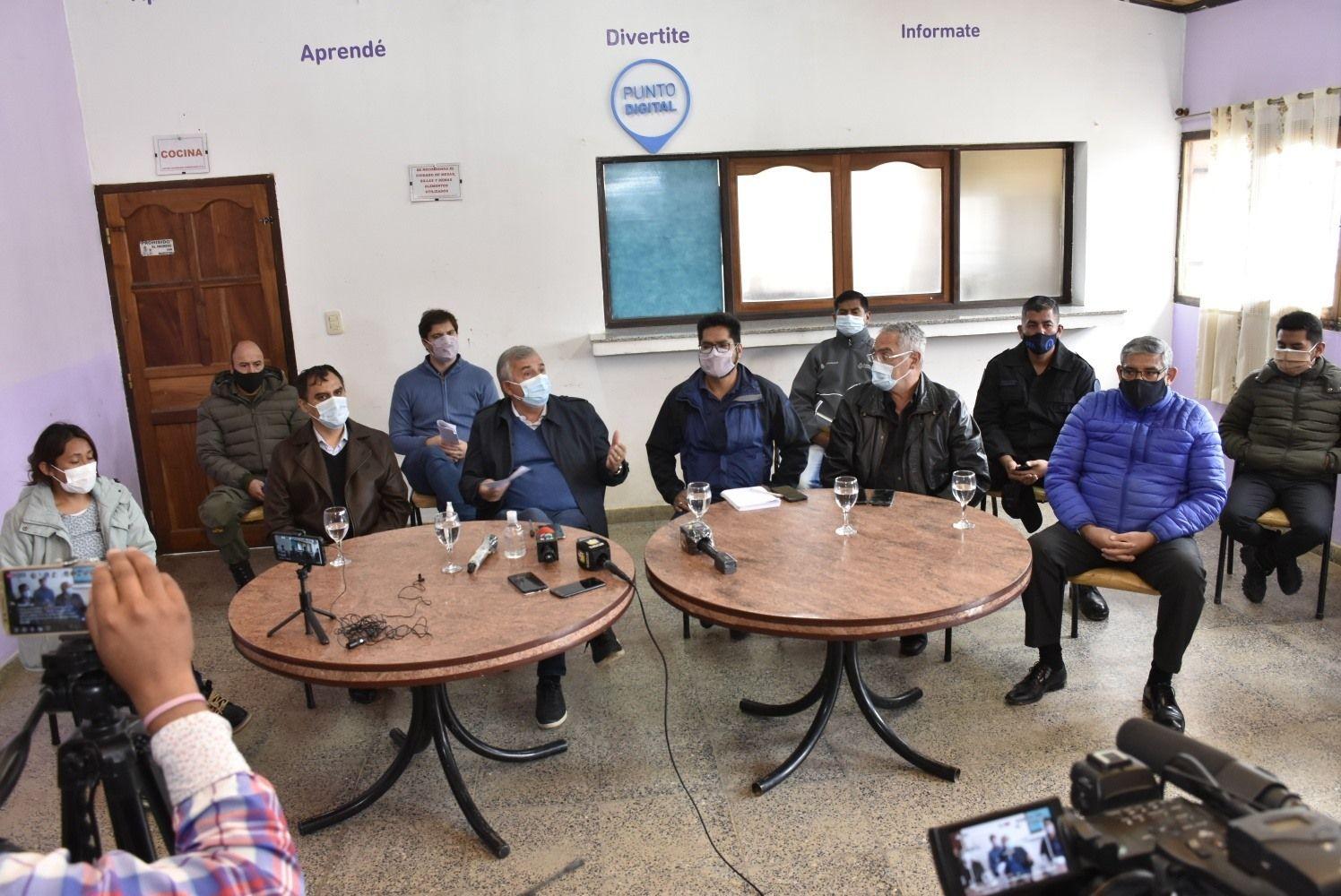 Jujuy: La Quiaca declarada en zona amarilla y aplican toque de queda sanitario
