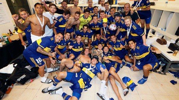 La intimidad de Boca: cómo el plantel transformó la bronca en un gran festejo