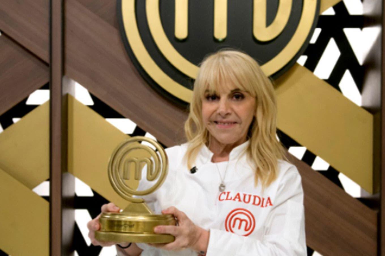 Claudia Villafañe, la gran ganadora de MasterChef Celebrity