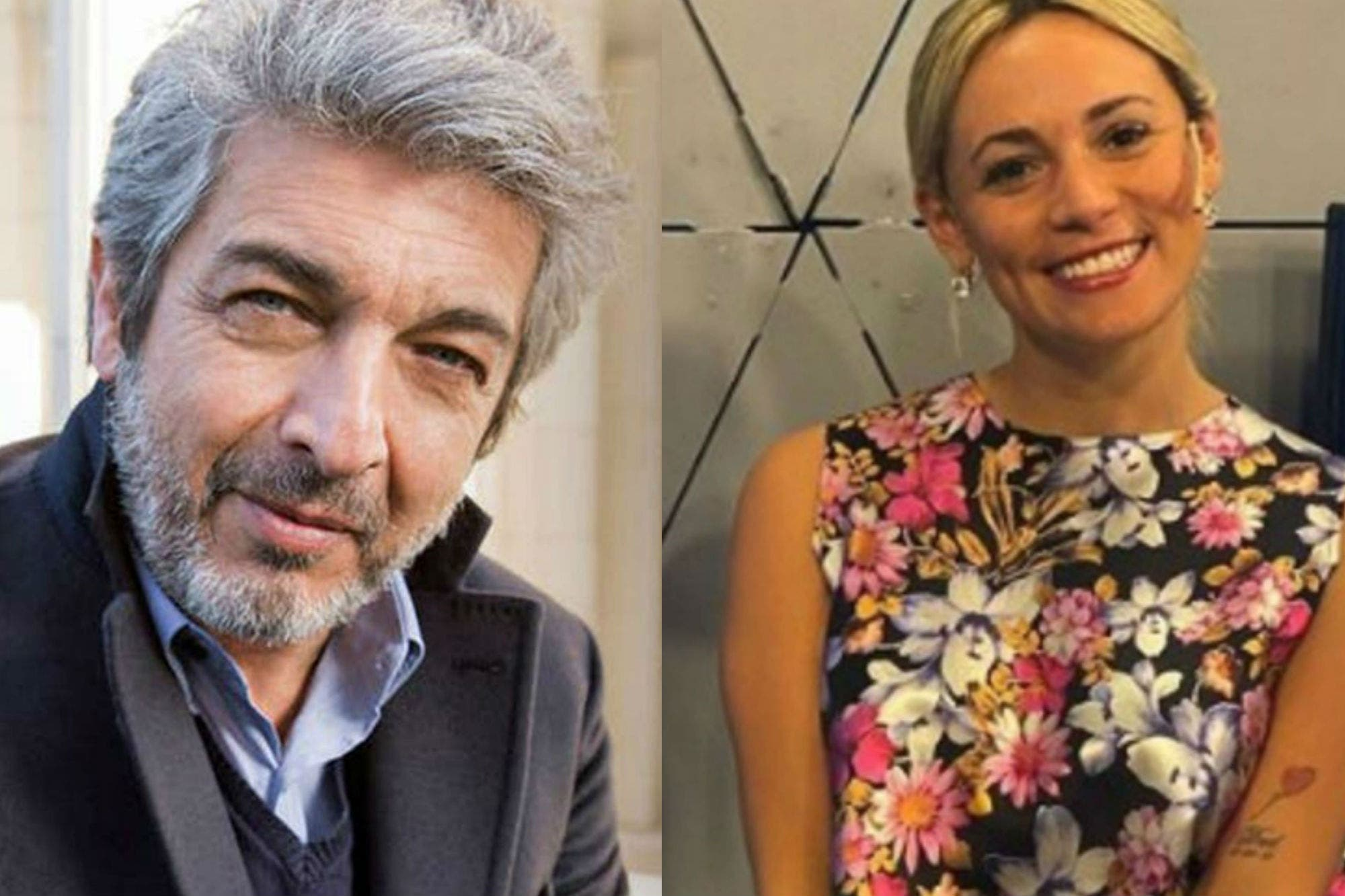 El inesperado gesto de Ricardo Darín con Rocío Oliva