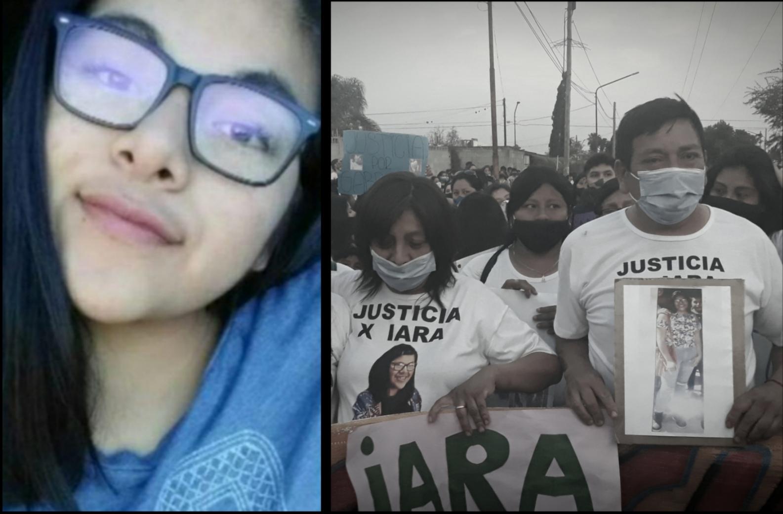 Mañana se cumplirán cuatro meses del femicidio de Iara Rueda