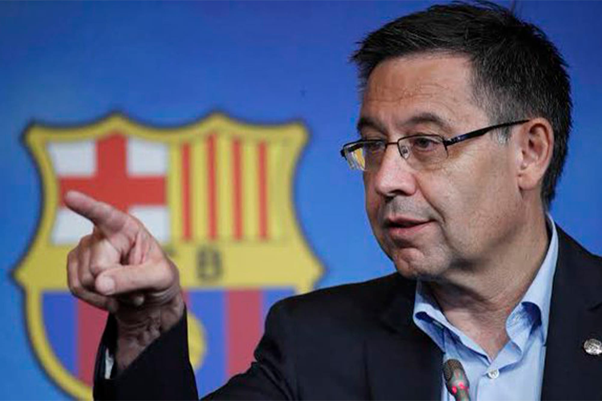 barcelona:-detuvieron-a-josep-maria-bartomeu,-ex-presidente-del-club