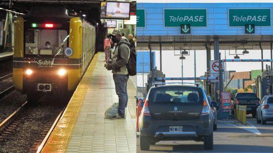 taxis,-subte-y-peajes-aumentan-este-domingo-tras-el-alza-de-los-combustibles