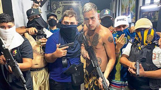 rosario-violento:-narcoamenazas-de-ex-jefes-que-operan-desde-la-carcel