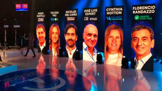 elecciones-2021:-los-candidatos-de-la-provincia-de-buenos-aires,-mano-a-mano-en-un-segundo-debate